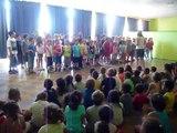 Le zoo des H2O - Gilles Maugenest - 21 juin l'école Lucie Aubrac à la maternelle
