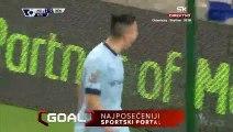 Samir Nasri 2_0 _ Manchester City - Newcastle United 21.02.2015 HD