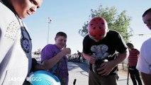 USA Tour #15 New Mexico to AZ Grind Skatepark[HD]