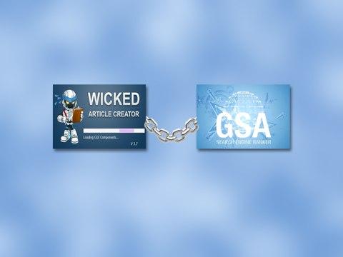 Como crear contenido para GSA en 5 minutos con WAC