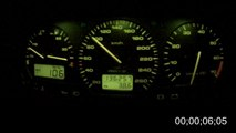 VW Corrado VR6 Twin Engine Turbo Sound & Drag Race