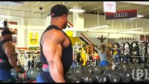 PHIL HEATH - BICEPS AND TRICEPS TRAINING - Bodybuilding Muscle Fitness Workout