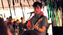 UO Live: Beach Fossils at Urban Outfitters Backlot — Austin, TX
