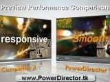 Power Director - Best Video Editing Editor Software Program - Comparison - THEONLINEVIDEOMARKET