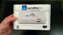 JynxBox M1 Pure Linux Box - Unboxing, Setup, and First Impression