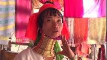 Thailande  les femmes girafes 20H