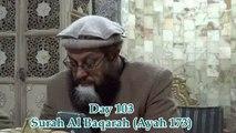 103--Dars e Quran (Masjid e Shuhada) 12-02-2015 Surah Al-Baqarah 081