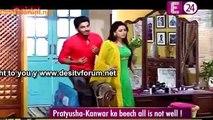 Pratyusha-Kanwar Ki Dosti Mein Aayi Daraar ! - Hum Hain Na - 22nd Feb 2015