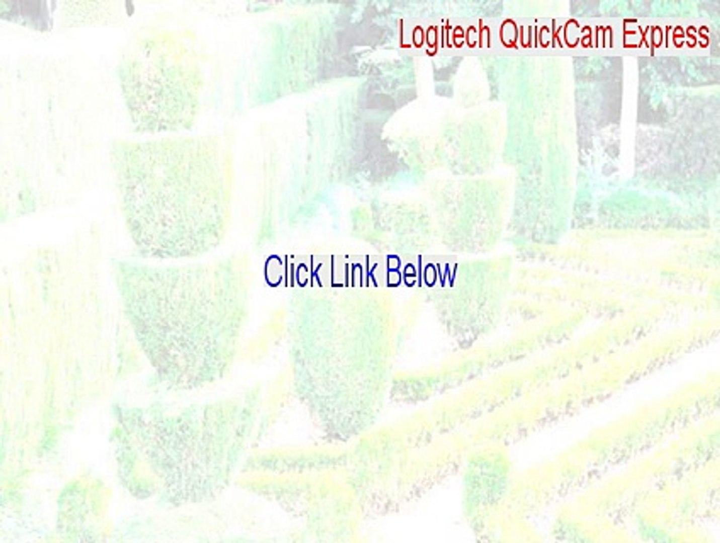 Logitech Quickcam Express Key Gen Logitech Quickcam Express