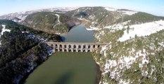 İstanbul Barajlarında Doluluk Oranı Yüzde 93.95'e Ulaştı