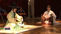 Ji Young-hee, the father of Korean traditional folk music