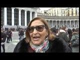 Napoli - Il Capodanno Cinese in Piazza del Plebiscito -2- (21.02.15)