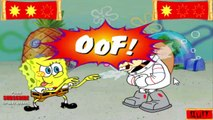 SpongeBob SquarePants jeu - SpongeBob Karaté Game On Nick junior - Jeux gratuits en ligne