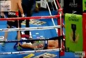 Le K.O sensationnel de Marquez sur Pacquiao, The sensational K.O Marquez Pacquiao on!