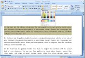 MS Word 2007 in Urdu Formatting Part 4