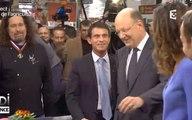 Manuel Valls s'invite en direct sur France 3, au salon de l'agriculture