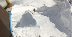 Ski Freeride - From Les Arcs to Cortina d'Ampezzo with Thibaud Duchosal