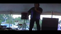 Danny Dale sings Can't Stop Loving You at Elvis Week 2006 ELVIS PRESLEY song video