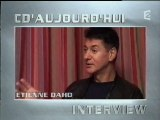 Etienne Daho - cd'aujourd'hui (France 2) 05/11/2003