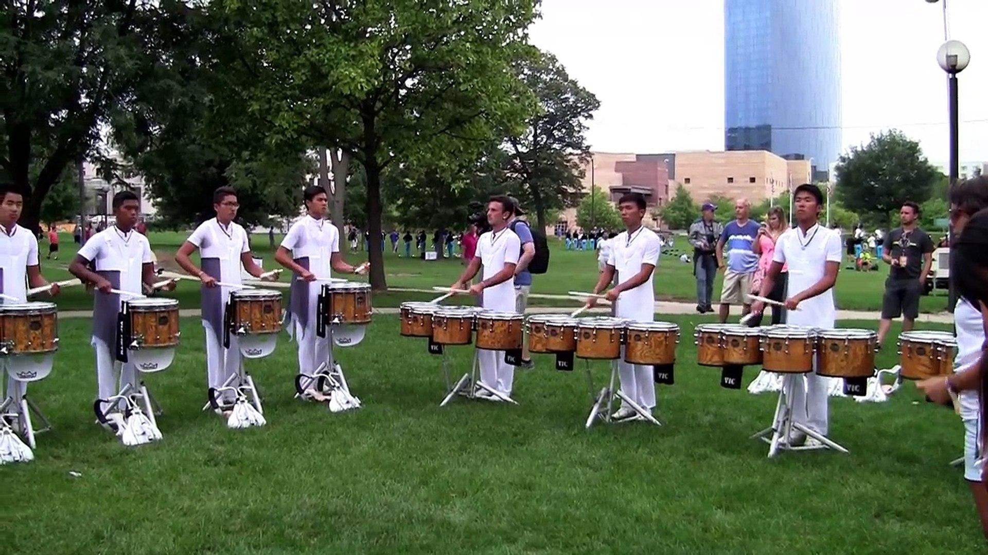 Blue Knights Drumline 2014 - Short Short Long