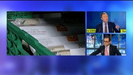 Interview Arash Derambarsh (élu de Courbevoie) sur BFM TV chez Christophe Hondelatte