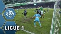 But Mevlut ERDING (90ème +1) / AS Saint-Etienne - Olympique de Marseille (2-2) - (ASSE - OM) / 2014-15
