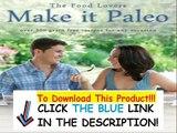 Paleo Cookbook Bonus + Get Discount