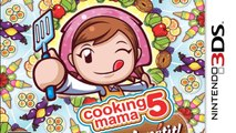 Cooking Mama 5 Bon Appetit Gameplay (Nintendo 3DS) [60 FPS] [1080p]