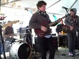UO Live: Surfer Blood at Urban Outfitters Backlot — Austin, TX