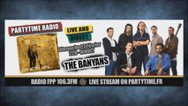 The Banyans at Party Time Reggae Radio show - 22 FEV 2015