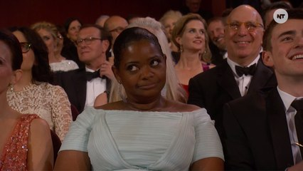 Octavia Spencer Shows Every Emotion In 11 Seconds