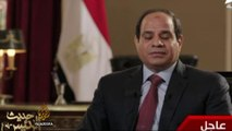 Egypt president says need growing for joint Arab force