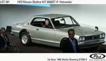 Nissan Skyline H/T 2000 GT-R Hammers for $220K USD