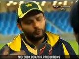Shahid Afridi funny interview ramiz raja - YouTube
