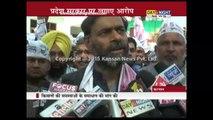 AAP takes stir to Haryana, Plans to give 'namak ki thaili' to MPs | Yogendra Yadav