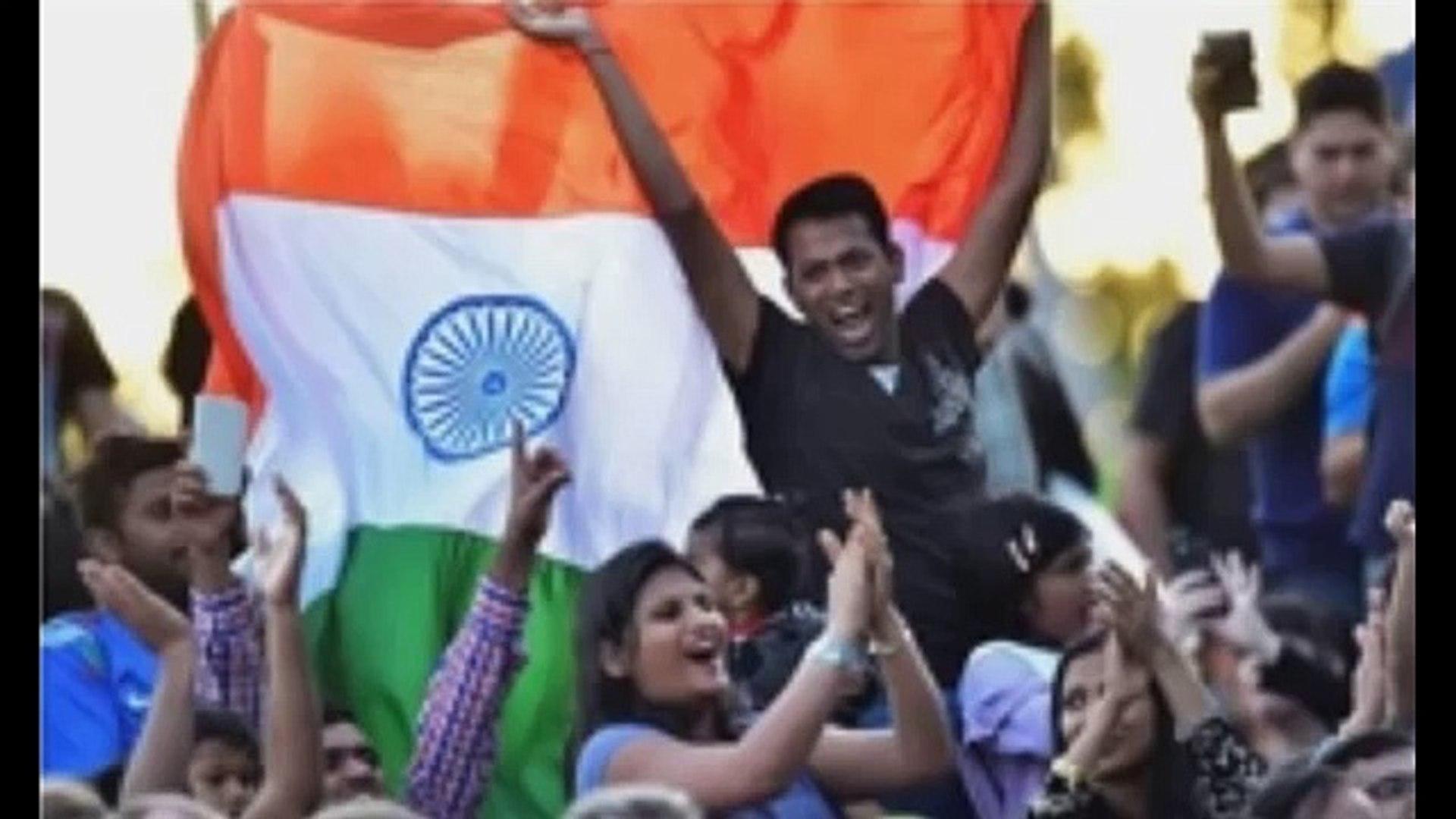 USA News Today 2015 _ BBC News _ 23 February 2015 _ Indian media Cricket World C