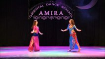 Baladi Egyptian belly dance - Oriental dance school of Amira Abdi