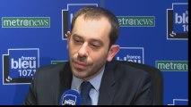 Carlos Da Silva, député socialiste de l'Essonne invité politique de France Bleu 107.1 et Metronews