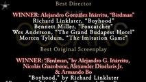 Oscar Awards 2015 Winners (Complete List) Eddie Redmayne, Juianne Moore & More (Oscars 2015)
