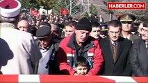 Trabzon-1 3g- Şehit Astsubay Başçavuş Halit Avcı Son Yolculuğuna Uğurlanıyor