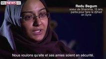 Les émouvants messages des familles de jeunes britanniques parties faire le djihad
