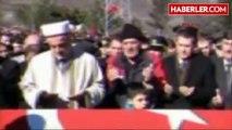 Trabzon-2 3g- Şehit Astsubay Başçavuş Halit Avcı Son Yolculuğuna Uğurlandı