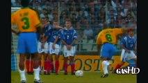 TV-Football | The Rocket Roberto Carlos | Best Free Kick Goals