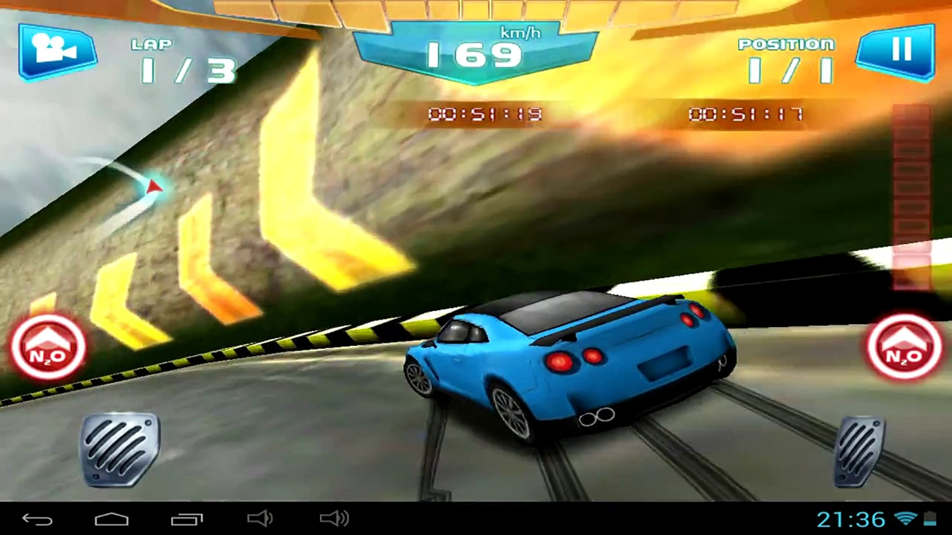 Circuit Racer 3d Is A Buggycar Racing Game That Puts You In The