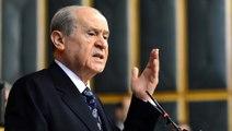 """MHP Lideri Bahçeli'den Erdoğan İçin """"Haber Yapmayın"""" Çağrısı"""