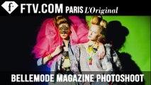 BelleMode Magazine Photoshoot by Lior Nordman | FashionTV