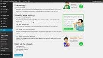 Yoast WordPress SEO Setup Guide Titles & Meta Settings