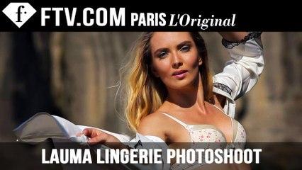 Lauma Lingerie: Behind the Scenes at the Photoshoot by Sergey Kondrashin | FashionTV