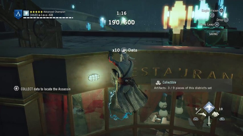 Assassin's Creed Unity All Artifact locations Occupied Paris Tower Data Harvest Covert