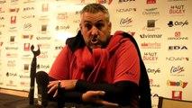 Rugby Top 14 - Christophe Urios après Oyonnax - Bayonne
